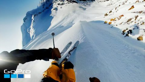 GoPro: Getting the Shot | B.C. Backcountry | GoPro