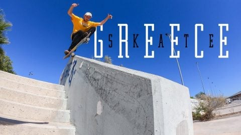 GoPro: Greece Skate | GoPro