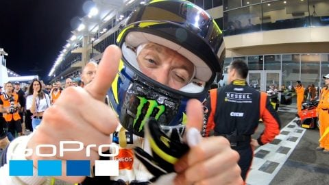 GoPro: Valentino Rossi Takes on the Gulf 12 Hours Abu Dhabi | GoPro
