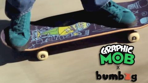 Graphic MOB x The Bumbag Co. | Mob Grip