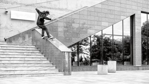 Grey Area: I only Have Eyes For You | Freeskatemag