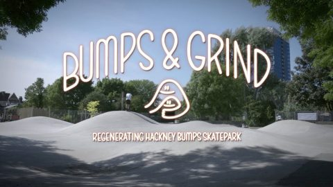 Hackney Bumps - Bumps and Grind - Full Skate Documentary | veganxbones