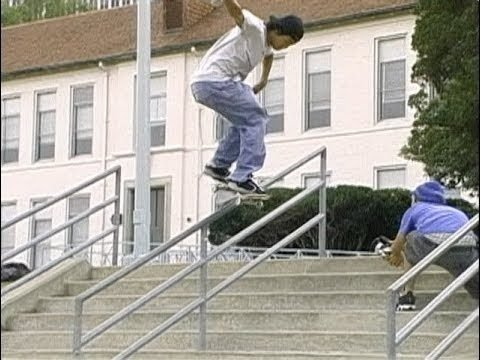 "Hammer Time! - Don ""The Nuge"" Nguyen - Nollie back lip BHH - DickJones"