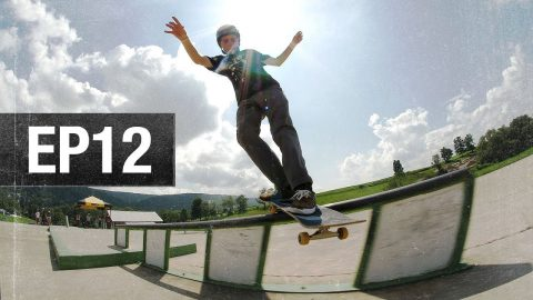 Hesh Lord - EP12 - Camp Woodward Season 10 | Woodward
