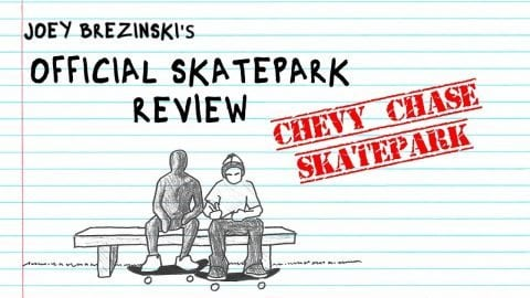 Hitting the NEW Chevy Chase Skatepark | Official Skatepark Review | Red Bull Skateboarding