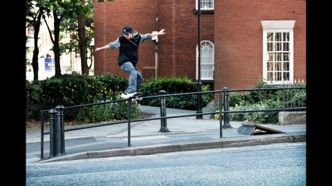 Hive – Emerica in Manchester - Grey Skate Mag