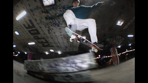 Hold Tight London - Vol.16 - Overcroft | Vague Skate Mag
