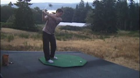 Hole In One At Cory's House | sk8rat
