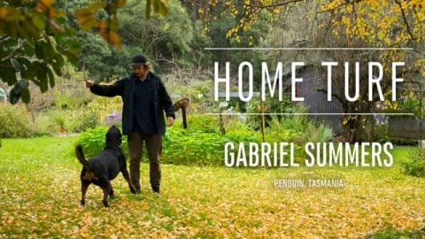 HOME TURF: WITH GABRIEL SUMMERS | The Skateboarder's Journal