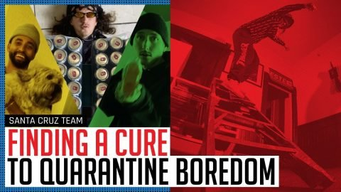 HOW Do Asta, Maurio & The SC Team Quarantine?! | Santa Cruz Skateboards: Quarantine Check-In | Santa Cruz Skateboards