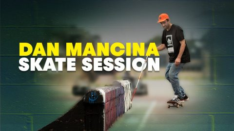How Does Someone Skate When They're Blind? | w/ Dan Mancina, Madars Apse - Red Bull