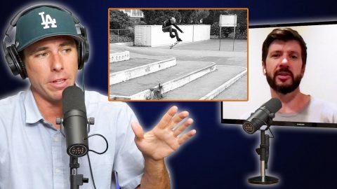 How Many Tries Did It Take Chris Cole To 360 Flip Wallenberg?! | Nine Club Highlights