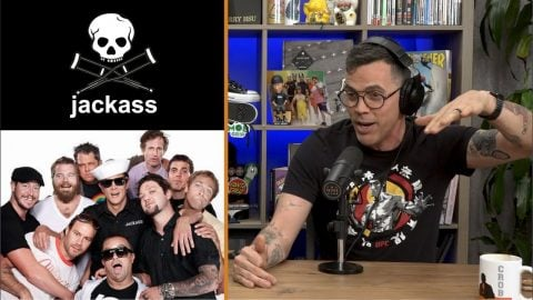 How Steve-O Became Part Of The Jackass Crew | Nine Club Highlights