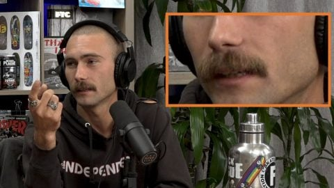 How To Keep A Tight Mustache - Dakota Servold | The Nine Club Highlights