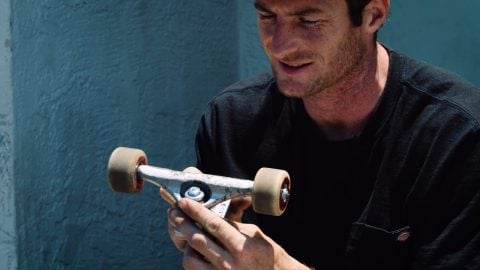 """How To Set Up The Inverted Kingpin Baseplate Kit With Chris """"Cookie"""" Colbourn   Independent Trucks   Independent Trucks"""