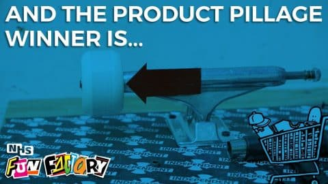 How we picked the Product Pillage winner! - NHS Fun Factory