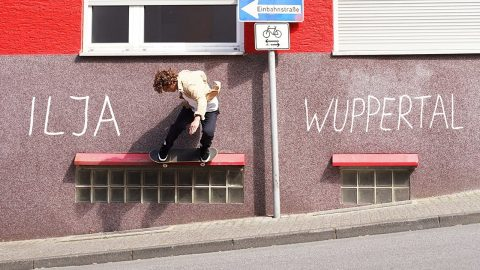 ILJA JUDIZKI - WUPPERTAL | Pocket Skateboard Magazine