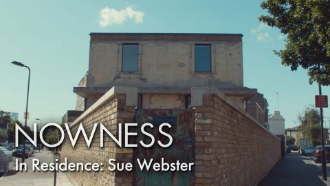 In Residence: Sue Webster | NOWNESS