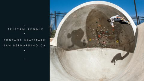 In Transition - Tristan Rennie - The Berrics