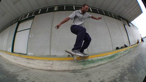 Indy x Daniel Lebron- Full Part from one of Spain's finest! | Independent Trucks