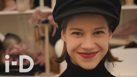 Inside Chanel's Haute Couture Ateliers | i-D