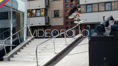 International Skate Filmer Richard Quintero  |  VIDEOFOLIO | Red Bull Skateboarding