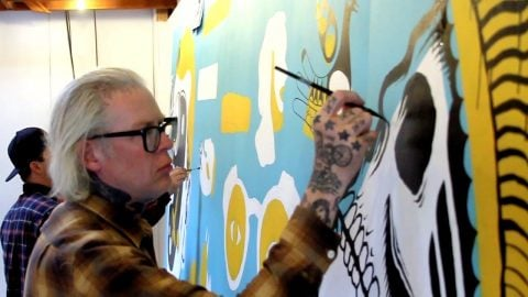 Interview w/ Morning Breath & Mike Giant on Art, Skateboarding + the Will to Succeed - Volcom