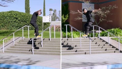 Introducing /// 3ST.004 X Miles Silvas | adidas Skateboarding