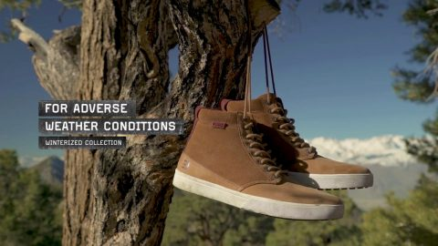 Introducing the Winterized Collection - etnies