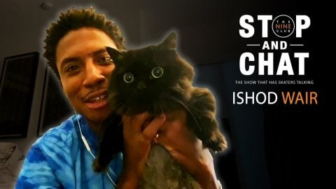 Ishod Wair - Stop And Chat | The Nine Club With Chris Roberts | The Nine Club