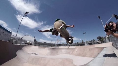 Ishod Wair - Translating Tranny - Monster Energy