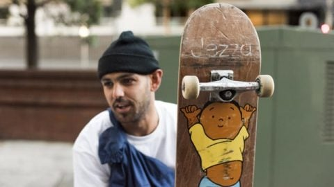 Jeremy Corea | Brick and Mortar | The Skateboarder's Journal
