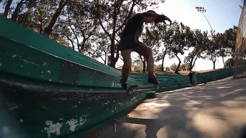 JOAN GALCERAN CALIFORNIA VACATIONS - Nomadskateboards