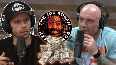 Joe Rogan Got A 100 Million Dollar Deal With Spotify!! | Nine Club Highlights