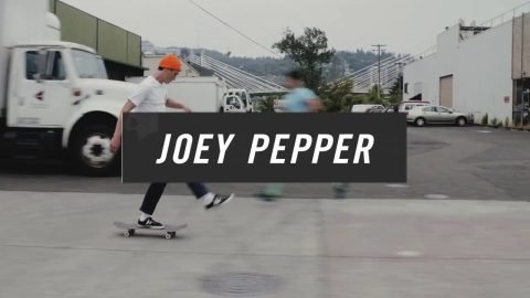 Joey Pepper for Politic Brand - Politic Brand