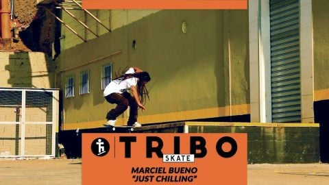"""Just Chilling"", de Marciel Bueno 