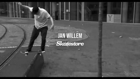 JW for Skatestore Den Haag | Skatestore