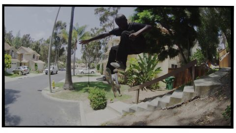 Kader Sylla: Independent Trucks | Behind The Ad - Independent Trucks