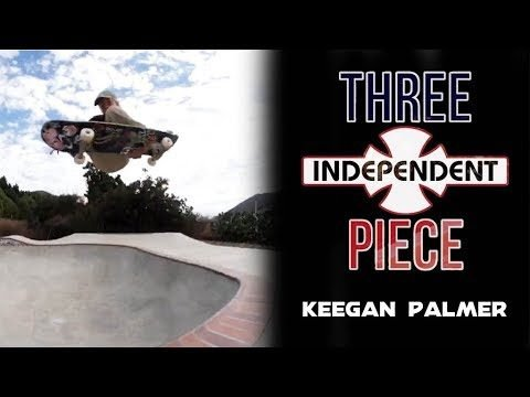 Keegan Palmer: 3-Piece | Independent Trucks - Independent Trucks