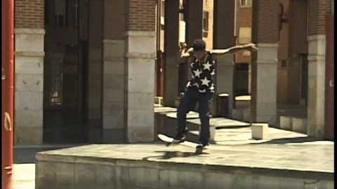 Keelan Dadd Sickest clip in Spain - digitalskateboarding