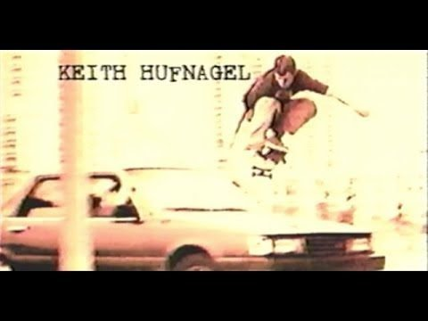 Keith Hufnagel : Non-Fiction '97 - REAL Skateboards
