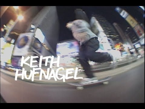 Keith Hufnagel : REAL To Reel '01 - REAL Skateboards
