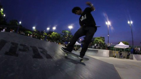 Kevin Romar Nollie 540 | digitalskateboarding