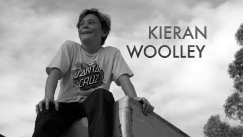 KIERAN WOOLLEY – CONFUSION | VIDEO | Slam Skateboarding Magazine