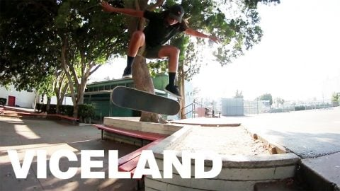 KING OF THE ROAD Mystery Skater Profiles: ENJOI - Samarria Brevard - VICELAND