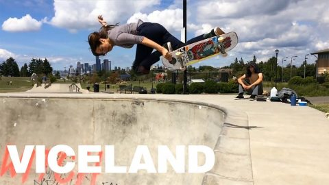 KING OF THE ROAD Mystery Skater Profile: Creature - Nora Vasconcellos - VICELAND