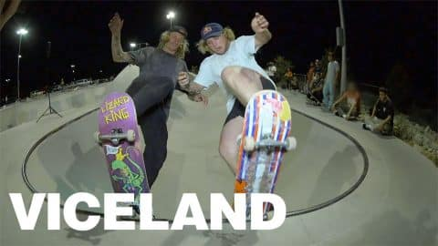 KING OF THE ROAD Skater Profile: Deathwish - Mike Plumb - VICELAND