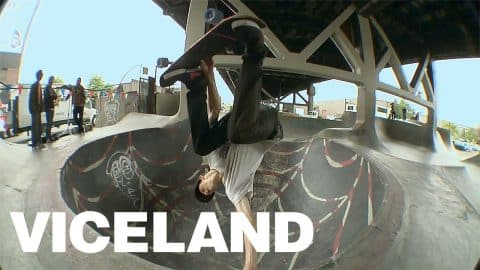 KING OF THE ROAD Skater Profile: Creature - Willis Kimbel - VICELAND