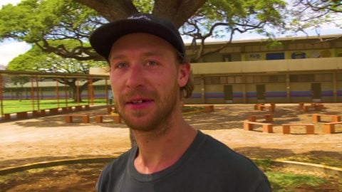 Krooked's Hawaiian vacation with Louie Lopez | Krooked Skateboarding
