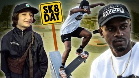 LA Skate Day With Sunny Suljić | No Jumper